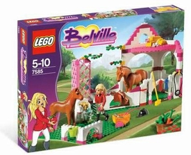 LEGO Belville Set #7585 Horse Stable