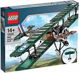 LEGO Exclusive Set #10226 Sopwith Camel