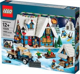 LEGO Exclusive Set #10229 Winter Village Cottage