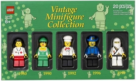 LEGO Bricktober 2012 Exclusive Set #5000439 Vintage Minifigure Collection Vol. 3