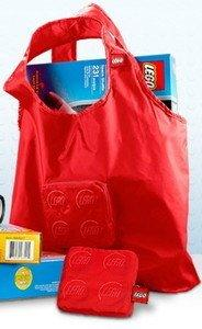 LEGO Red Tote