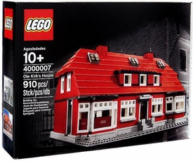 LEGO Exclusive Set #4000007 Ole Kirk's House