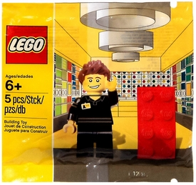 LEGO Exclusive Set #5001622 Store Employee [Bagged]