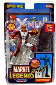 Marvel Legends Series 10 Action Figure Angel [Sentinel Build-A-Figure]