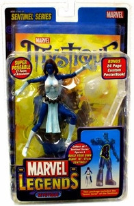 Marvel Legends Series 10 Action Figure Mystique [Sentinel Build-A-Figure]