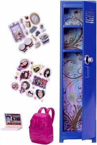 VicTorious Locker Decorator Accessory Kit Blue