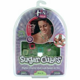 Sugar Cubes Digital Charms Party Pack Alphabet [Colors May Vary]