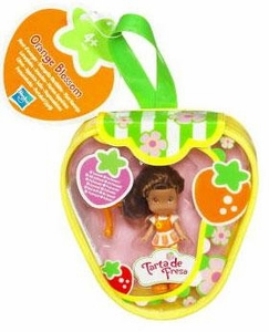 Strawberry Shortcake Hasbro Mini Doll in Purse Orange Blossom [Version 1]
