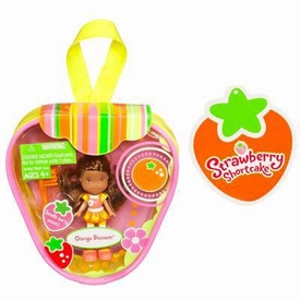 Strawberry Shortcake Hasbro Mini Doll in Purse Orange Blossom [Version 2]