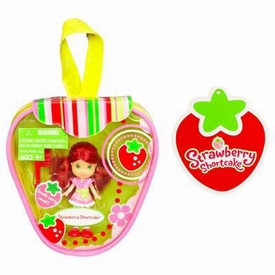 Strawberry Shortcake Hasbro Mini Doll in Purse Strawberry Shortcake  [Version 2]