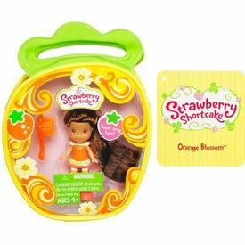 Strawberry Shortcake Hasbro Mini Doll in Purse Orange Blossom [Version 3]