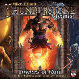Thunderstone Advance Deck Building Game Tower of Ruin