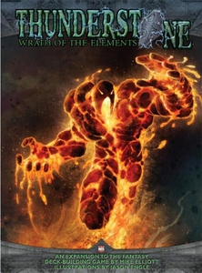 Thunderstone Deck Building Game Wrath of the Elements Expansion