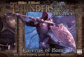 Thunderstone Advance Deck Building Game Caverns of Bane Expansion