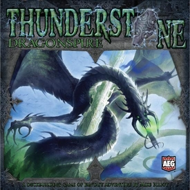 Thunderstone Deck Building Game Thunderstone Dragonspire