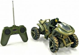 NKOK Halo Radio Control 8 Inch R/C Vehicle Mongoose with Master Chief [Halo 3 Packaging]