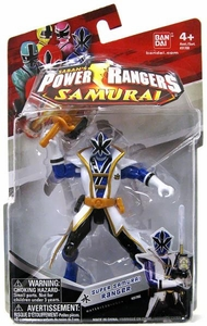 Power Rangers Samurai 4 Inch Action Figure SUPER Samurai Ranger Water [Blue]