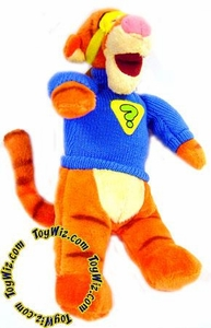 Disney Winnie the Pooh Exclusive 5 Inch Mini Plush Tigger Super Sleuth Costume