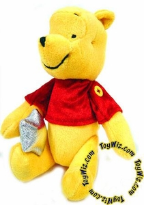 Disney Exclusive 5 Inch Mini Plush Pooh with Star
