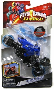 Power Rangers Samurai Water Sword Cycle with Mega Blue Ranger