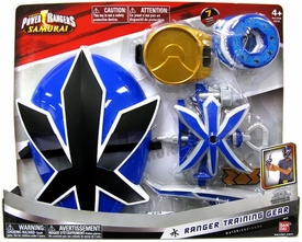 Power Rangers Samurai Water [Blue] Ranger Training Gear
