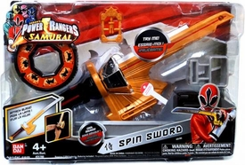 Power Rangers Samurai Roleplay Toy Spin Sword [Version 2]