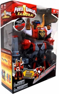 Power Rangers Samurai Deluxe DX Action Figure Bull Megazord