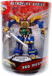 Power Rangers Retrofire Series Collector's Edition Action Figure Zeo Megazord