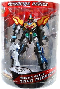 Power Rangers Retrofire Series Collector's Edition Action Figure Titan Megazord [Mystic Force]