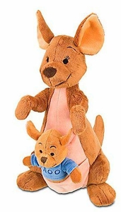 Disney Winnie the Pooh Exclusive 15 Inch Deluxe Plush Figure Kanga