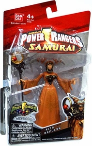 Power Rangers Samurai 4 Inch Action Figure Rita Repulsa [Mighty Morphin]