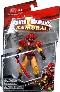 Power Rangers Samurai 4 Inch Action Figure Mooger