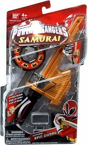 Power Rangers Samurai Roleplay Toy Spin Sword [Version 1]