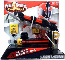 Power Rangers Samurai Deluxe Battle Gear Roleplay Toy Samurai Mega Blade