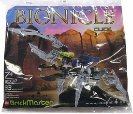 LEGO Bionicle BrickMaster Exclusive Set #20012 Click [Bagged]