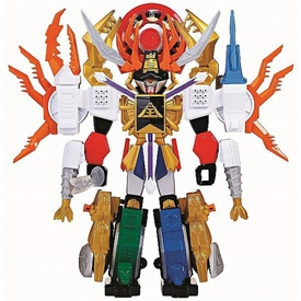 Power Rangers Samurai Deluxe DX Action Figure Gigazord