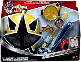 Power Rangers Super Samurai Light Ranger Training Gear