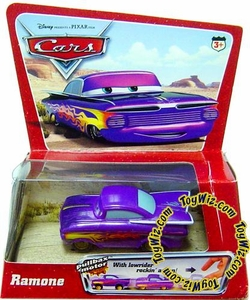 Disney / Pixar CARS Movie Pullback Vehicle Purple Ramone [*Random Package]