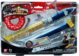 Power Rangers SUPER Samurai Roleplay Toy Barracuda Blade