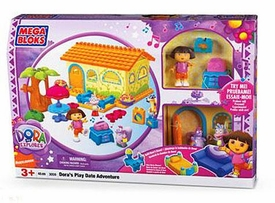 Dora The Explorer Mega Bloks Set #3059 Dora's Play Date Adventure