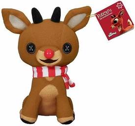 Funko Rudolph the Red Nosed Reindeer Plush Figure Rudolph