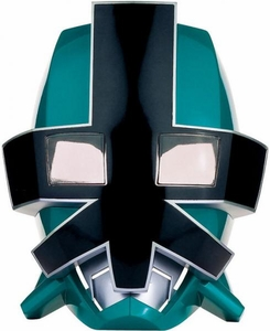 Power Rangers Samurai Battle Gear Mega Ranger Forest Mask [Green]