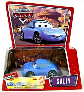 Disney / Pixar CARS Movie Pullback Vehicle Sally
