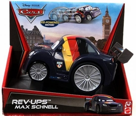 Disney / Pixar CARS Movie Rev-Ups Max Schnell