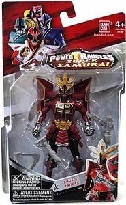Power Rangers Samurai 4 Inch Action Figure Shogun Ranger