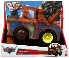 Disney / Pixar CARS Movie Rev-Ups Mater