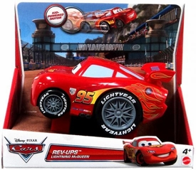 Disney / Pixar CARS Movie Rev-Ups Lightning McQueen