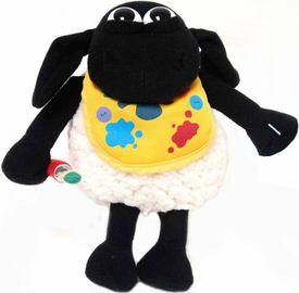 Timmy Time 7 Inch Plush Timmy the Artist Sheep