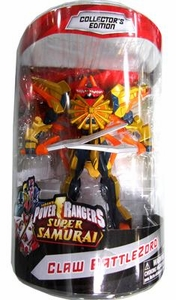 Power Rangers Samurai 5 Inch Collector's Edition Action Figure Claw Battlezord