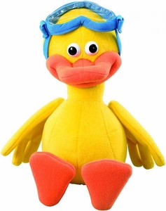 Timmy Time 10 Inch Talking Plush Yabba the Duck